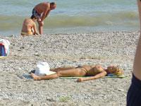 Фото нудиские пляжи в Крыму 30