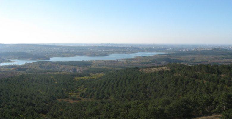 Долина Салгира