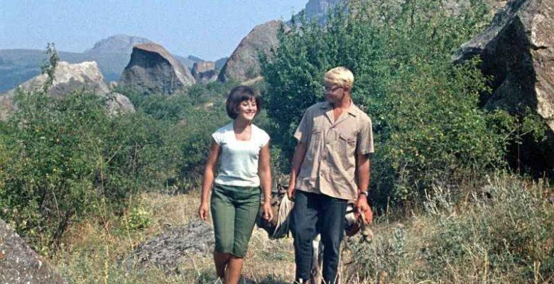 Крым в советских фильмах