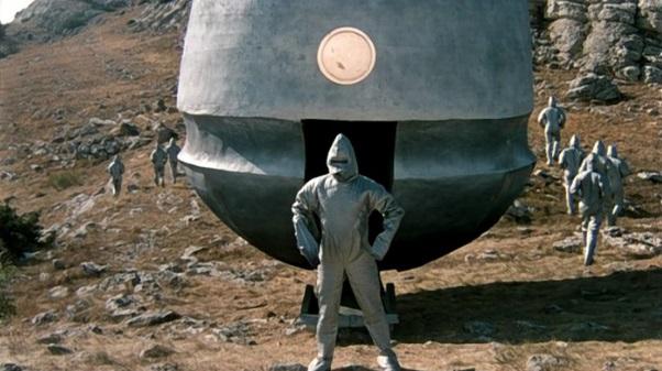Инопланетные пейзажи, снятые на Ай-Петри
