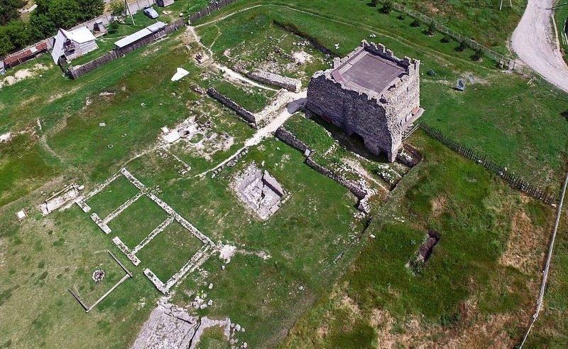 Археологический музей-заповедник Неаполь Скифский