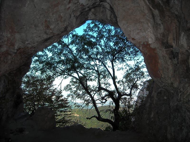 Пещера-грот МАН