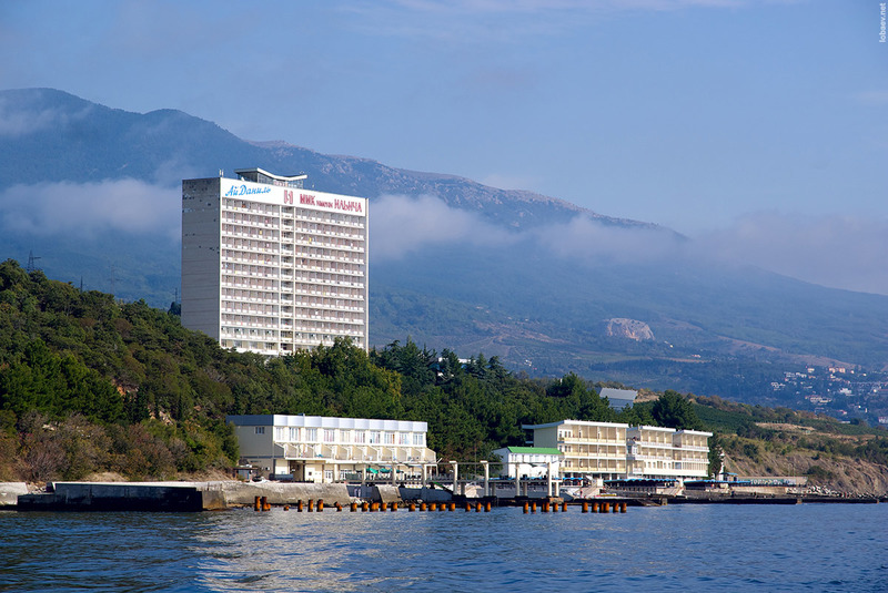 Лучшие санатории Крыма