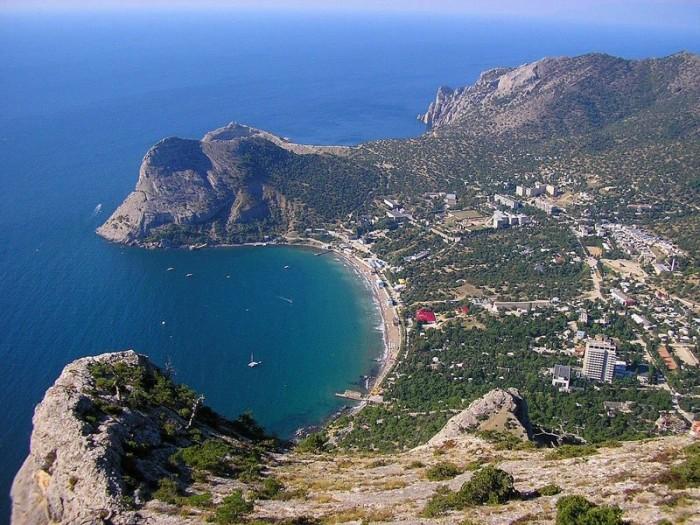 Где теплее в Крыму в июне
