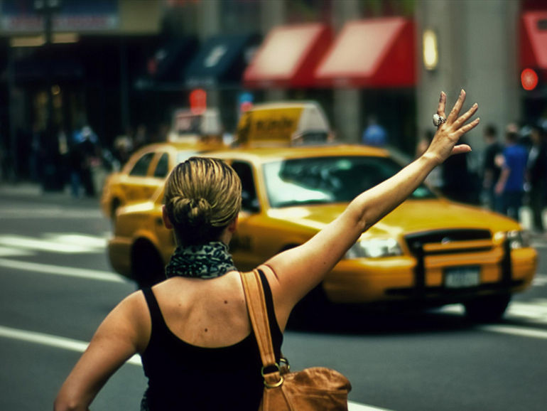 Такси – лучшее решение для путешествия