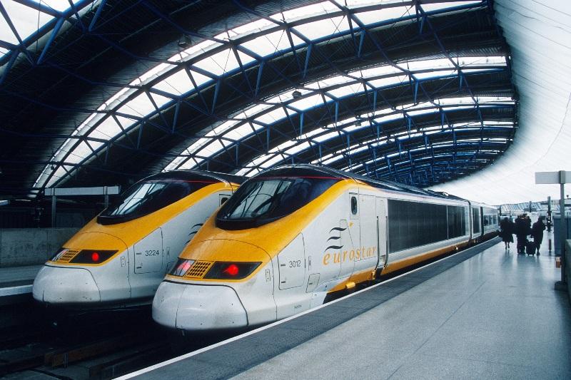 Поезд – альтернатива для путешествий