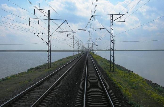Железная дорога в Крыму