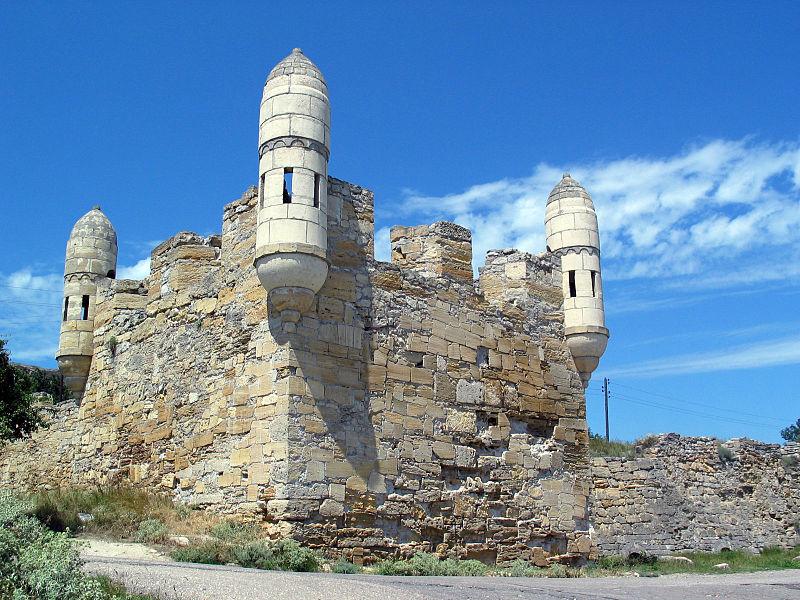 Крепость Ени-Кале. Керчь