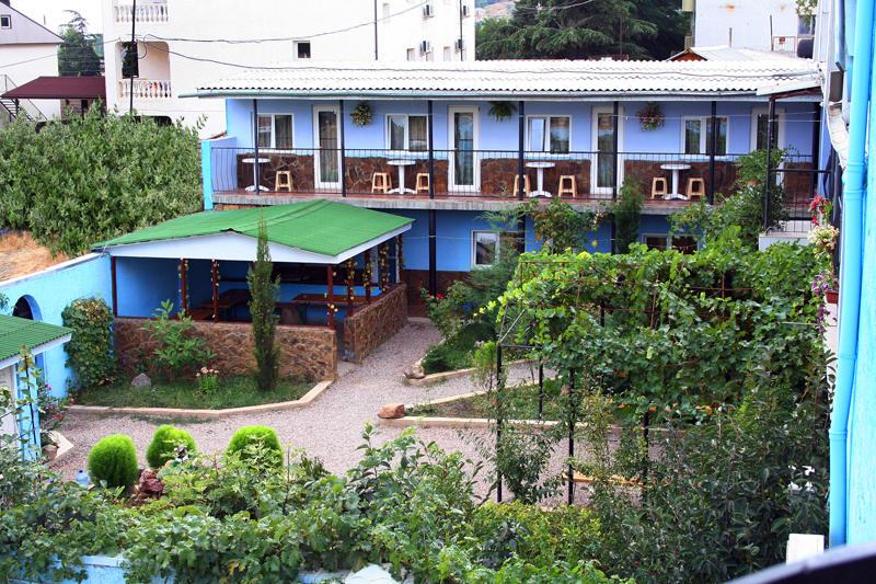 Недорогие частные мини-отели в Крыму
