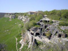 Необычные места Крыма