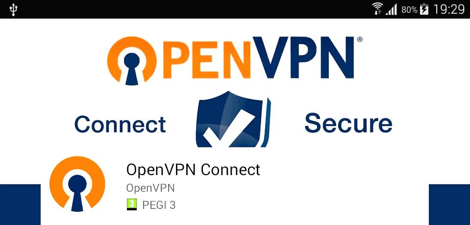 Программа для работы с VPN
