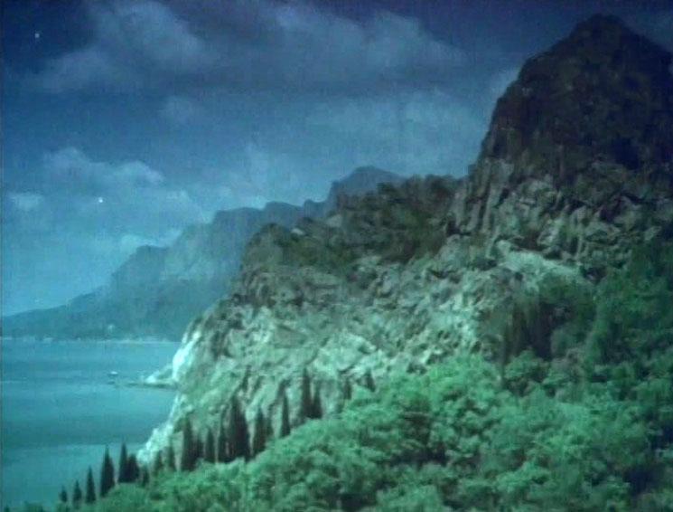Скала Ифигения под Кастрополем.