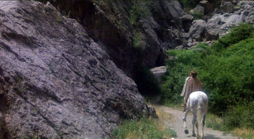 Путь к замку негодяя Като пролегал по окрестностям Крестовой горы в Ореанде.