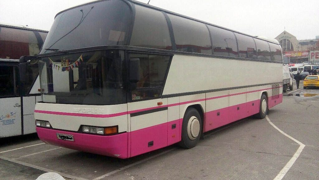 Автобусы для поездки в Симферополь
