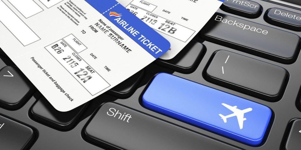 Покупка авиабилетов через интернет