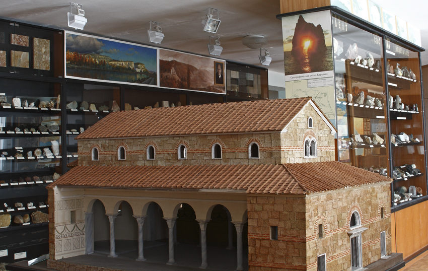 Севастопольский краеведческий музей сегодня
