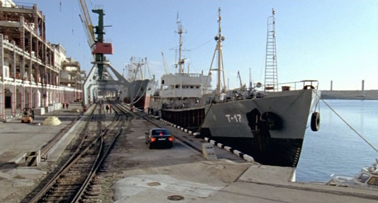 """Изначально танкер """"Танго"""" назывался Т-17 и базировался в Севастопольском морском рыбном порту в Камышовой бухте."""