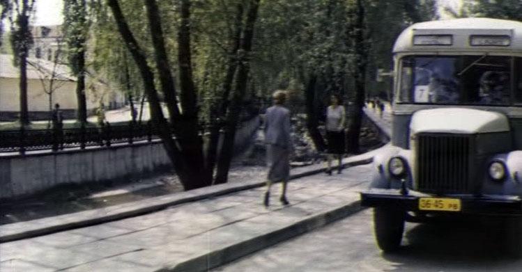 Симферополь, улица Набережная.