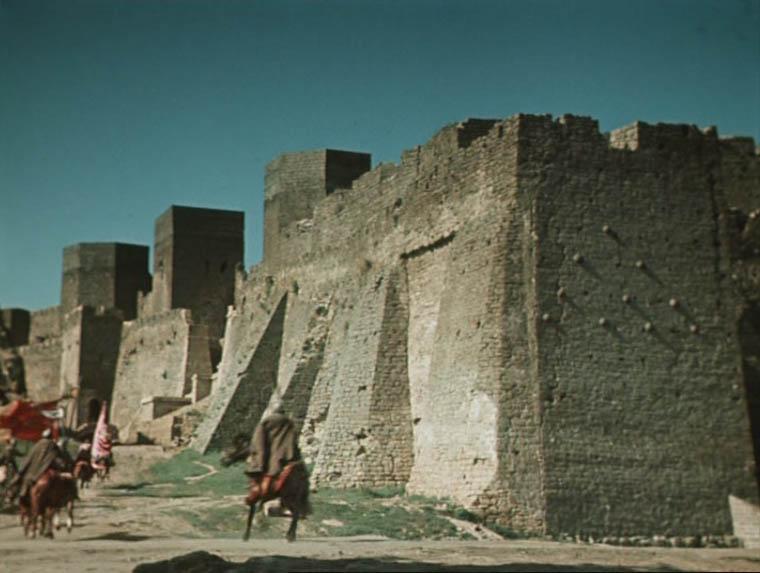 Опять Аккерманская крепость.
