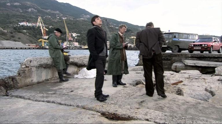 Самого же Сидерского убили на полуразрушенном причале ялтинского грузового порта.