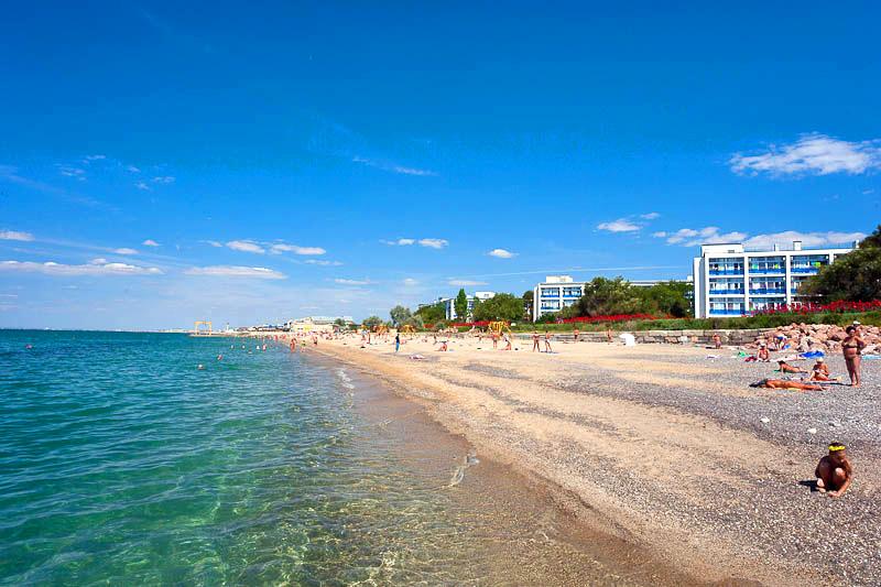 Самый лучший черноморский курорт Саки