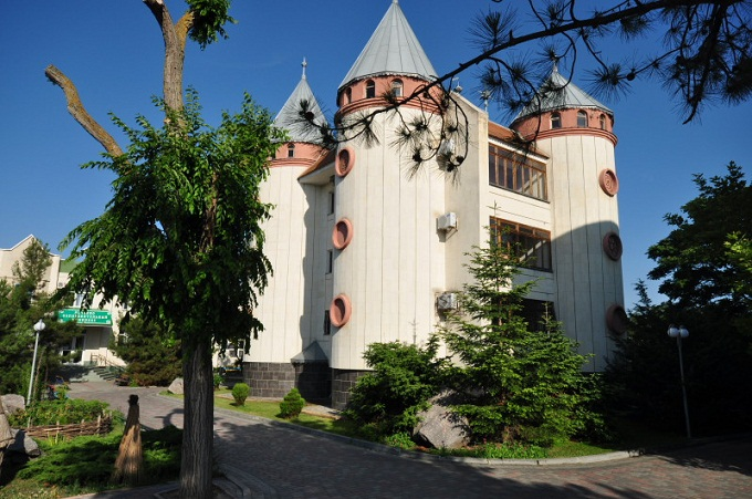 церковь Великого князя Владимира