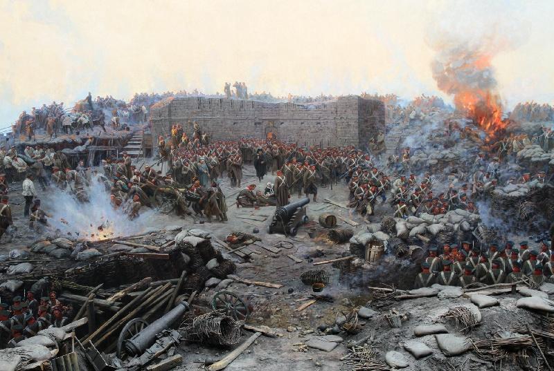 Севастополь после Крымской войны