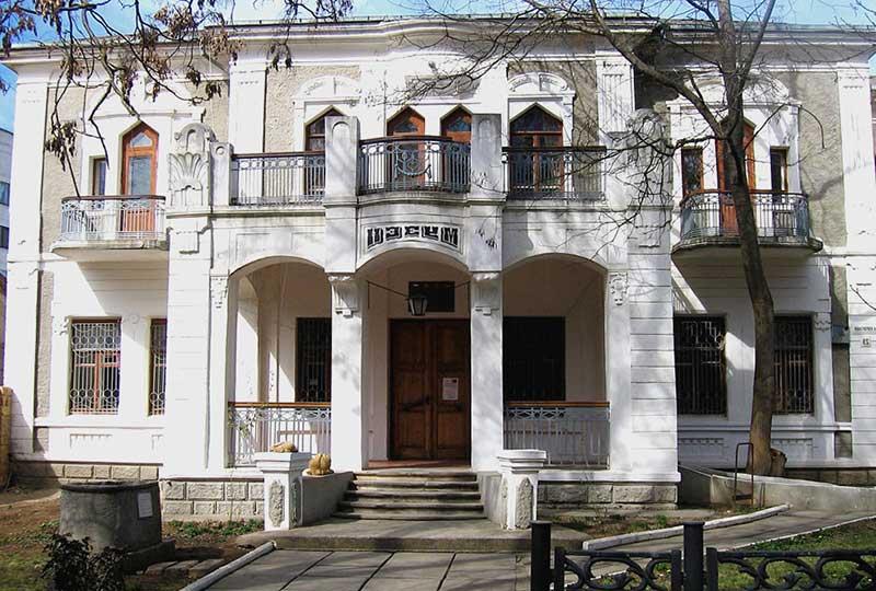 музей краеведческого искусства
