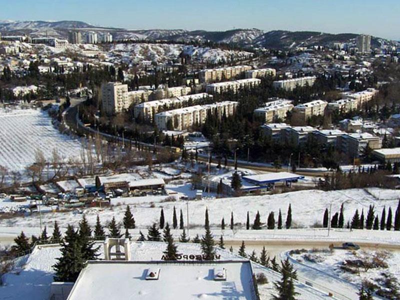 Зимний отдых в Алуште
