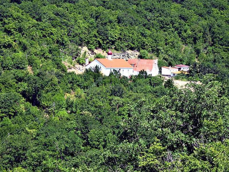 Кизилташский монастырь сегодня