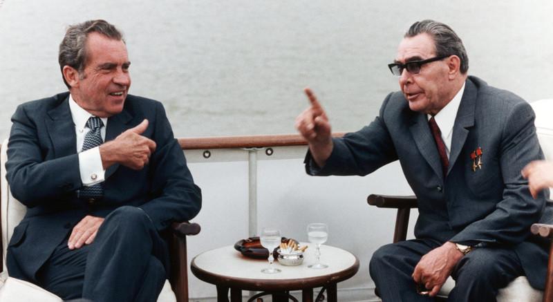 Никсон в Крыму