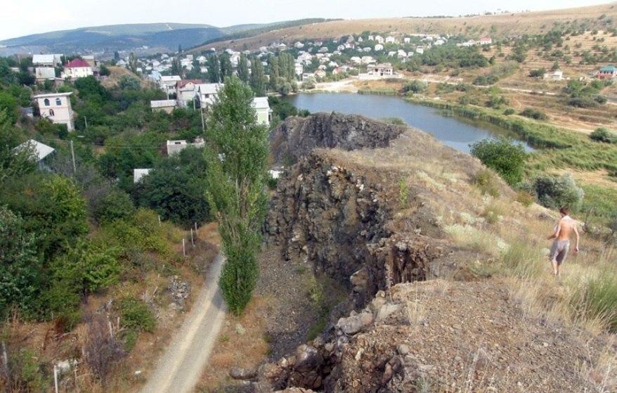 Село Петропавловка Симферопольского района