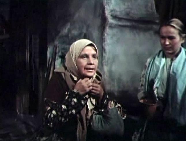 «Вольница» (1955г.): урок истории и нравственности