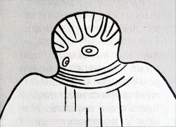 Великий марсианский бог из Африки