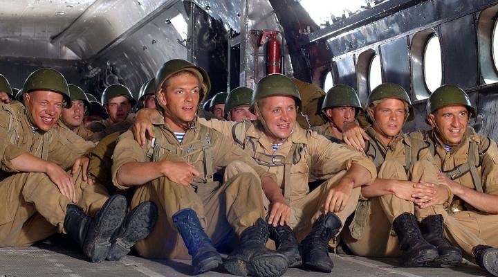 В фильме 9 рота снялись около 1500 военнослужащих