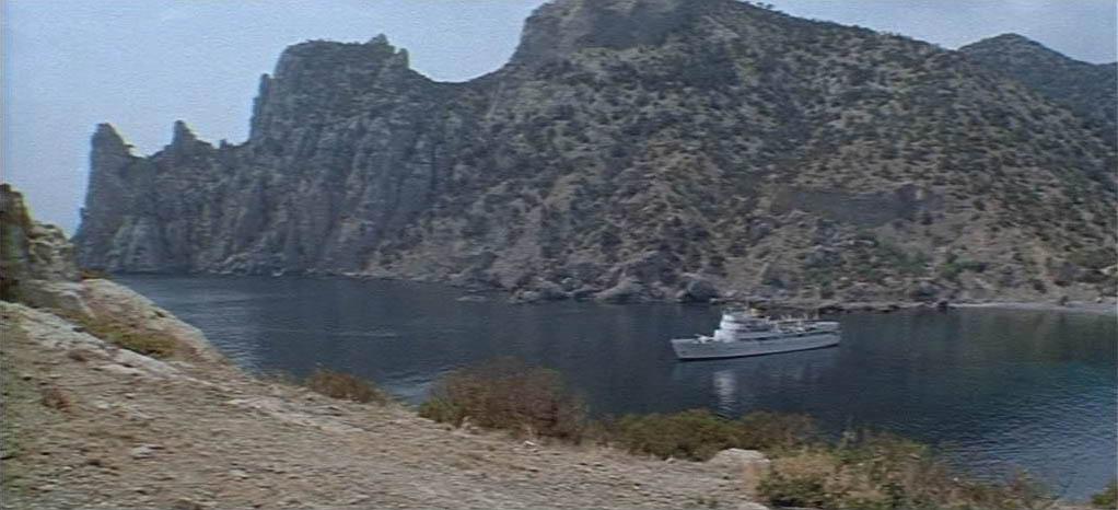 Голубая бухта