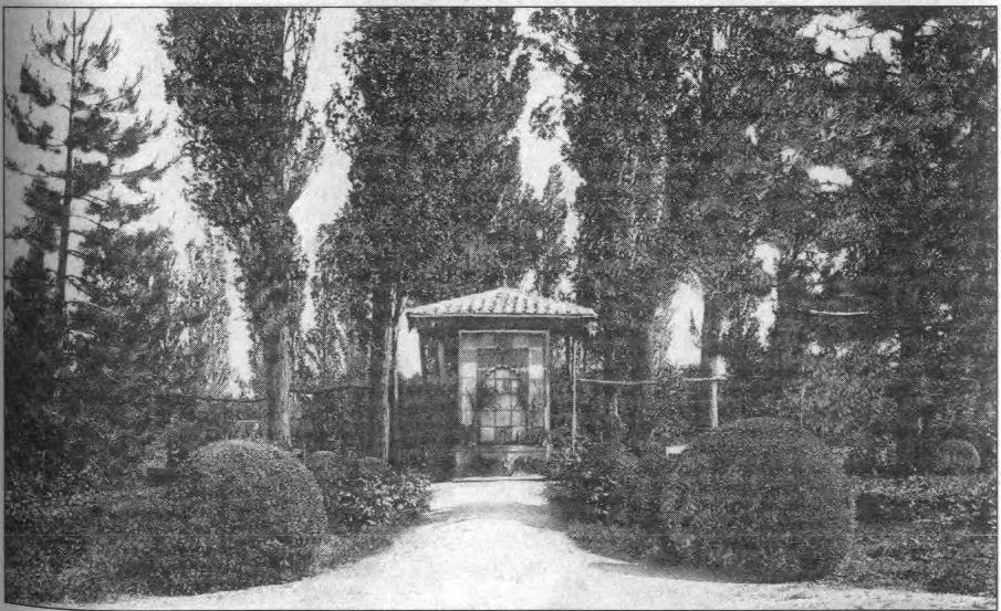 Екатерининский фонтан в Старом Крыму