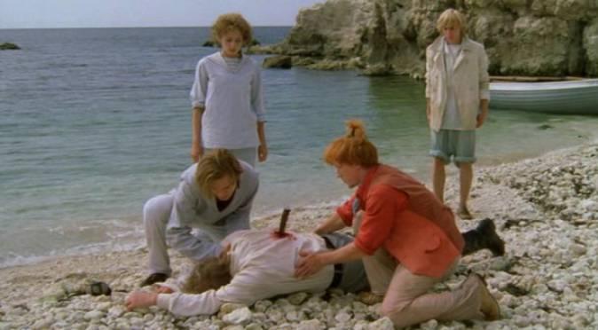 Кадры из фильма Бегущая по волнам