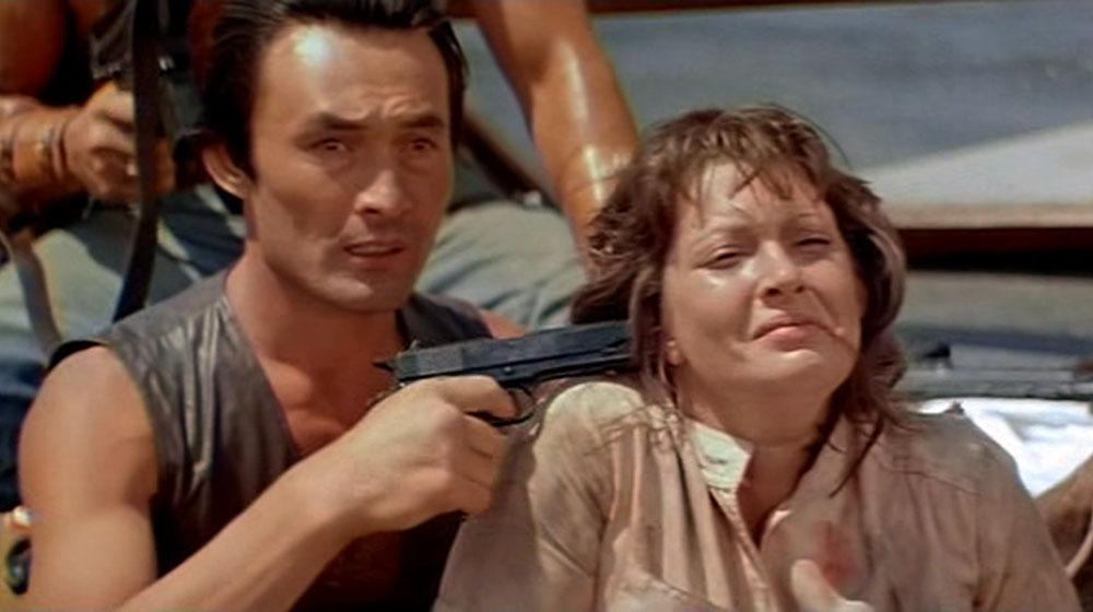 Кадр из фильма Пираты ХХ века