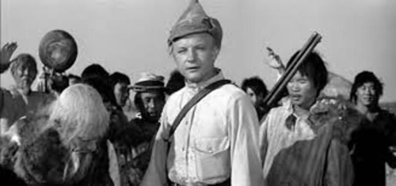 Кадр из фильма Начальник Чукотки