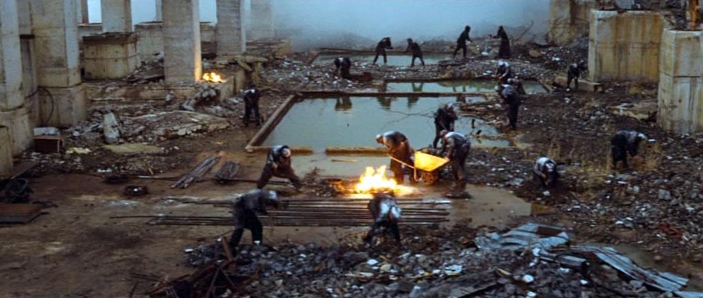 Недостроенная АЭС под Казантипом