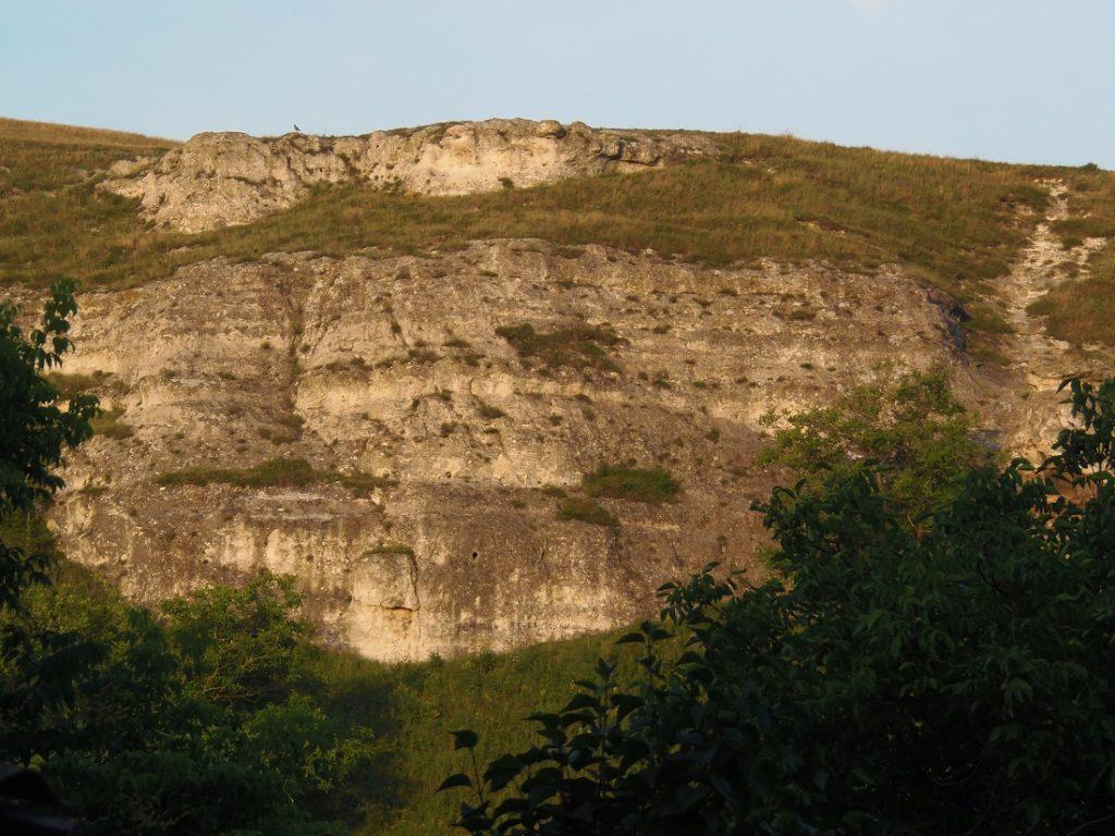 Петровские скалы, район Неаполя Скифског