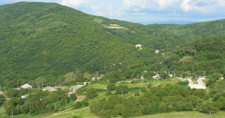 Село Высокое - ранее Керменчик