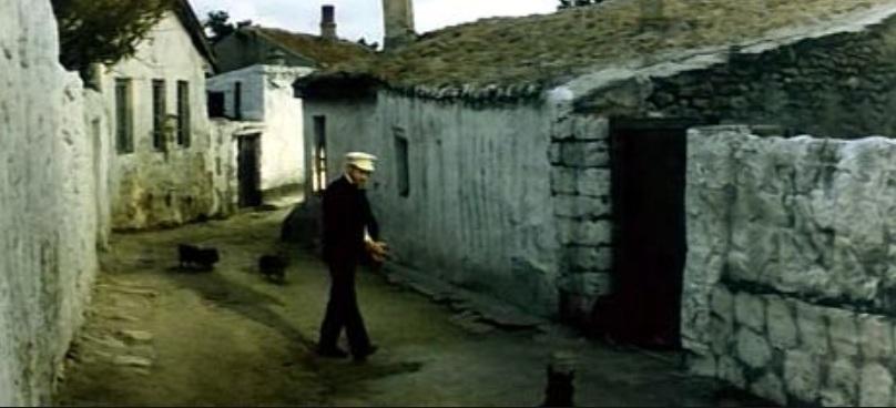 Евпаторийская сцена, в которой Высоцкий снялся с собаками