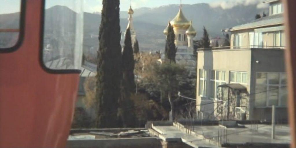 Химия чувств. Съемки в Крыму