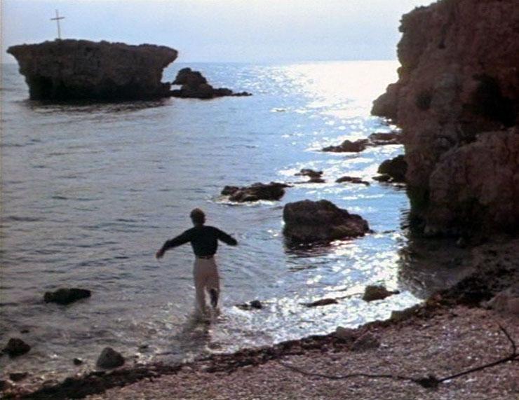 Человек-амфибия - кино, снятое в Крыму