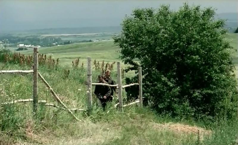 Фильм Противостояние 2005 г., съемки в степном Крыму