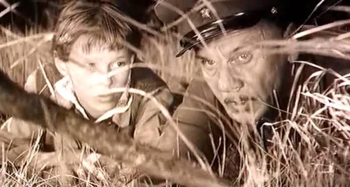 «Второй раз в Крыму» (1984г.) - психологическая драма