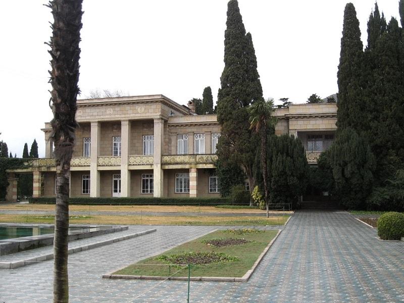Административное здание Накитского сада