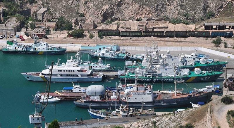 Балаклавский порт